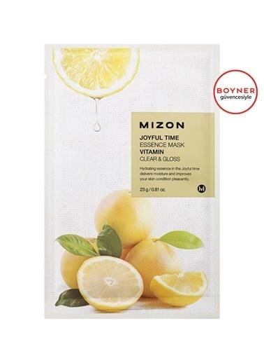 Mizon Mizon Joyful Time Essence Mask Vitamin - Vitamin Maskesi Renksiz